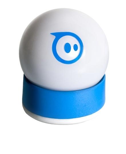 http://www.gosphero.com/  mein neues Spielzeug :-)