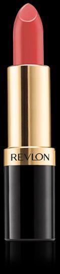 NEW Shades Revlon Super Lustrous™ Lipstick. The world's most iconic lipstick. Bare AffairPeach ParfaitPink Cloud.