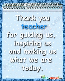 Thank You Teacher Quotes Magnificent Thank You Quotes For Teachers Thank You For Teachers  High