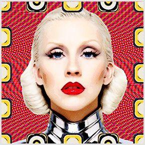 Christina Aguilera - Quadrinhos confeccionados em Azulejo no tamanho 15x15 cm.Tem um ganchinho no verso para fixar na parede. Para entrar em contato conosco, acesse: www.babadocerto.com.br