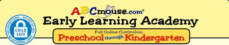 This is an AWESOME site for PreK or Kindergarten. You can play the games or listen/watch the stories on a smart board or in a computer center. You can use many things without being a member or can join for more activities!