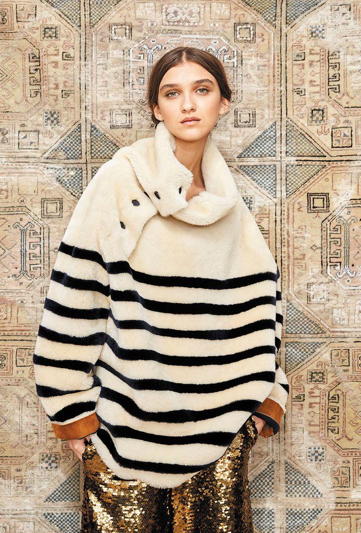 Collection Automne Hiver 2016 • Fall Winter 2016 • Manteau Arctique et Short…