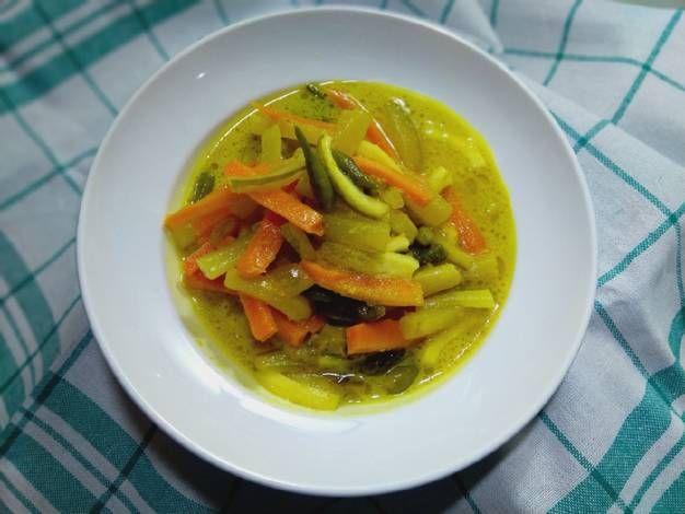 Resep Acar Kuning Oleh Aldindan S Kitchen Resep Resep Masakan Masakan Acar