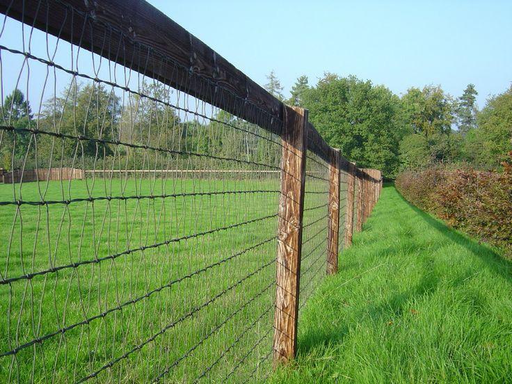 47 Best Farm Fencing Images On Pinterest Horse Fence