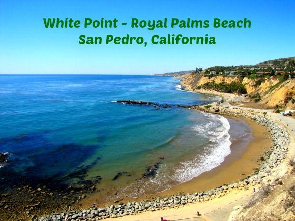 White Point Royal Palms Beach Park