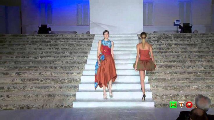 Le Notti della Moda a Villa Torlonia - Collezione A/I 2015-16 di Nero Lu...