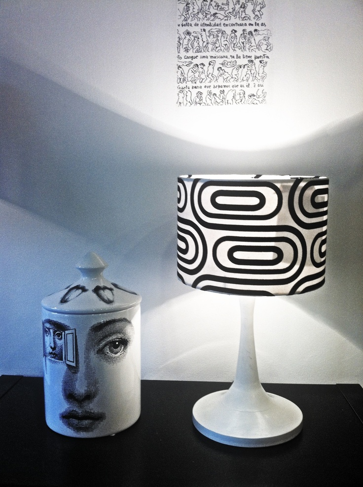 Blanco & Negro, combinación que nunca falla