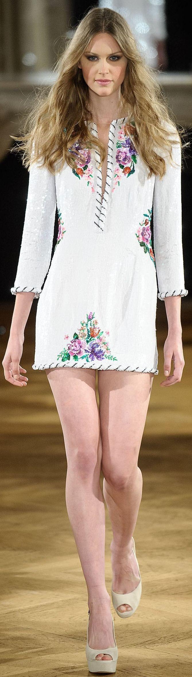 Yulia Yanina Couture - Spring - Summer 2015