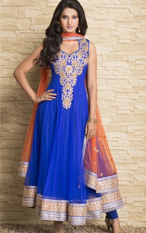 Jennifer Winget in lovely anarkali