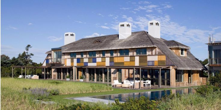A hedge fund manager who invested in Whole Foods just put his $70 million Hamptons beach house on the market — take a look inside