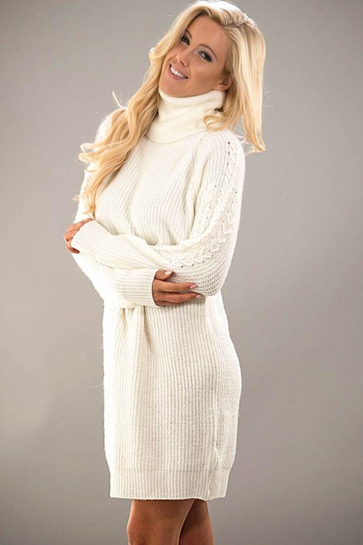 Molly Oversized Sweater Dress