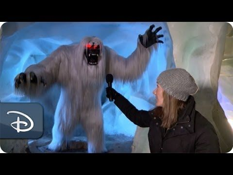 Exclusive Interview With the Abominable Snowman From Inside the Matterhorn | Disneyland Resort tami@goseemickey.com