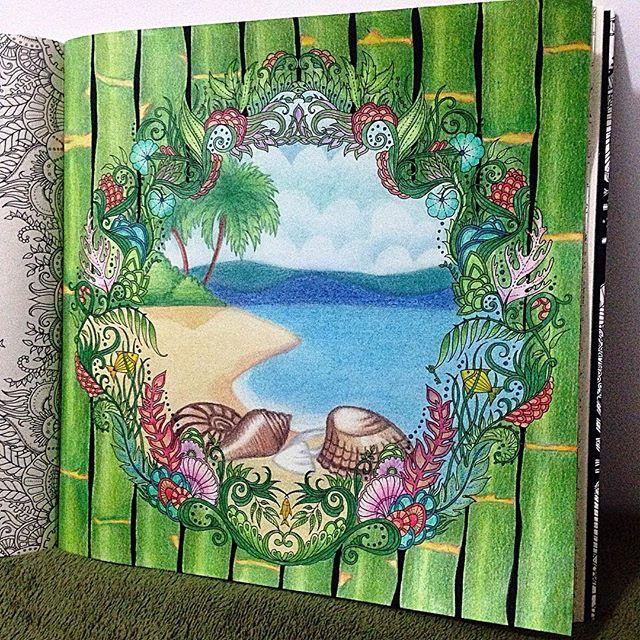 Oceano Perdido Livro De Colorir=>oceano perdido livro de