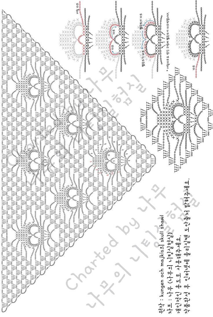 free crochet moon & star applique pattern