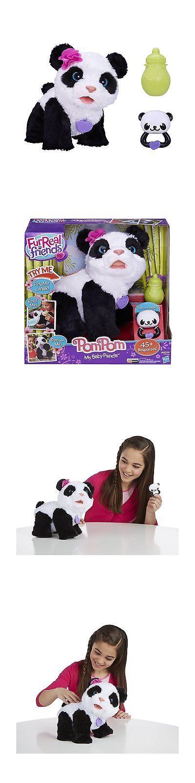 FurReal Friends 38288: Furreal Friends Pom Pom My Baby Panda Pet Standard Packaging -> BUY IT NOW ONLY: $68.77 on eBay!