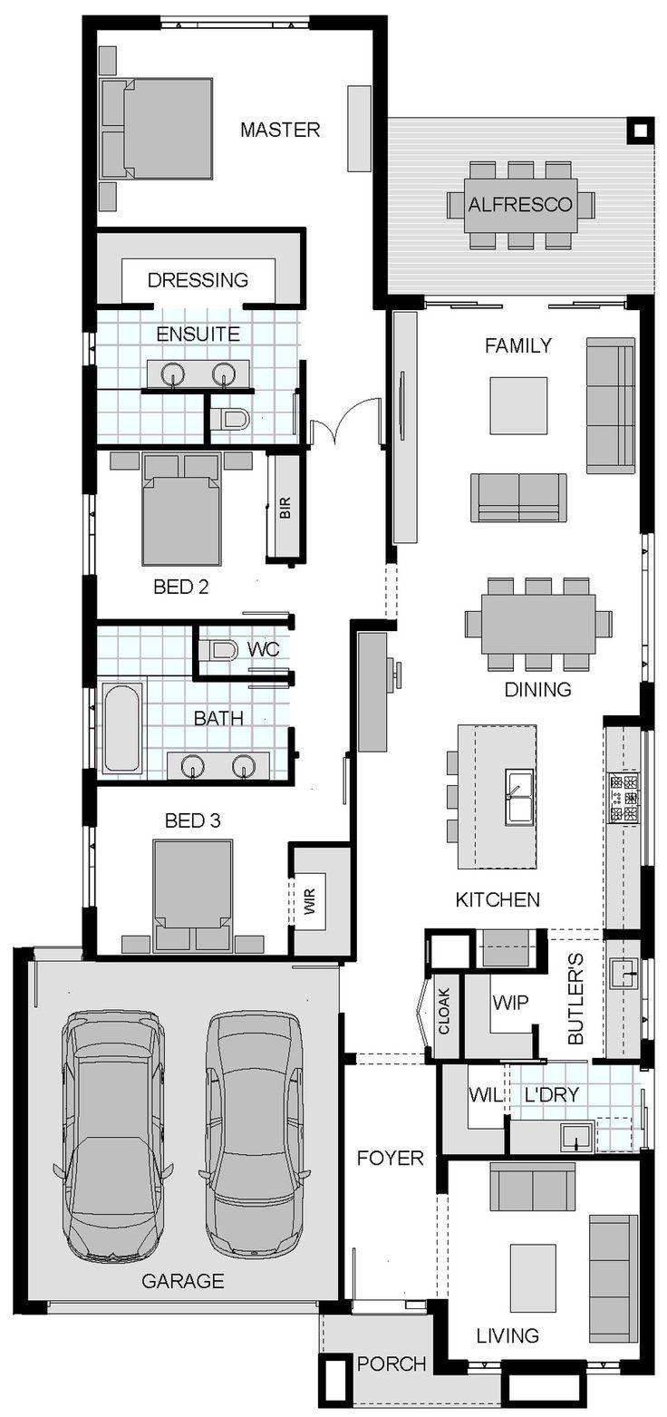 Floorplan Astor