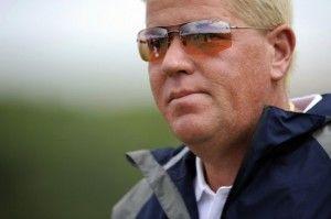 American professional golfer on the PGA Tour - John Daly -