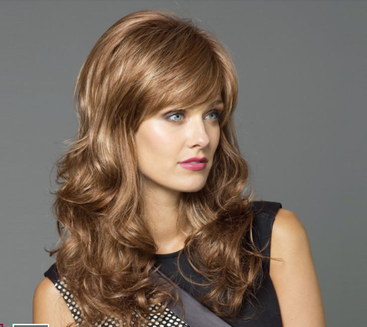 "avery #wig by noriko Price: 395.94 (CAD) $ Hair Length: Bangs 4.25"", Crown 11.75"", Nape 15.25"" #curlyhair   #synthetic   #wigscanada   #hairstyles   #hairwigs    http://www.hairandbeautycanada.ca/avery-wig-by-noriko/"