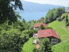 Bungalow mit Schwimmbad,  6 Schlafzimmer für 1 bis 10 Pers. Gardasee  Italien   Ferienhaus in Tignale von @homeaway! #vacation #rental #travel #homeaway