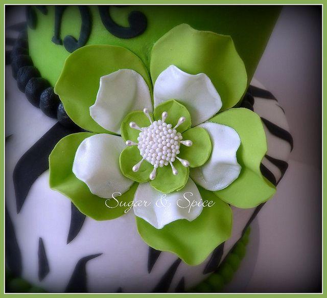 flower: Amazing Flowers, Fantasy Flowers, Flower Cakes, Flowers Cakes, Polymer Clay, Colors Blocks, Photos Shared, Gum Paste Flowers, Flowers Tutorials