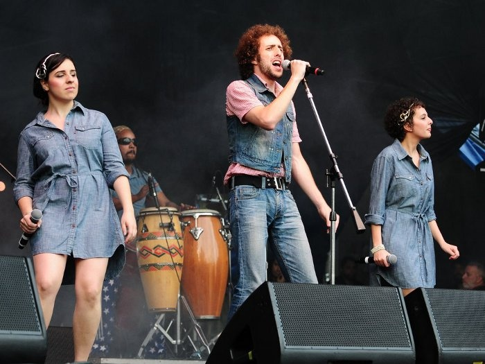 Garotas Suecas no Planeta Terra 2011