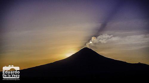 Popocatepetl (Marzo 12, 2014)