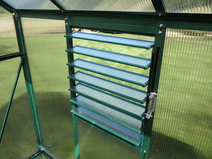 12 Best Greenhouse Ventilation Images On Pinterest