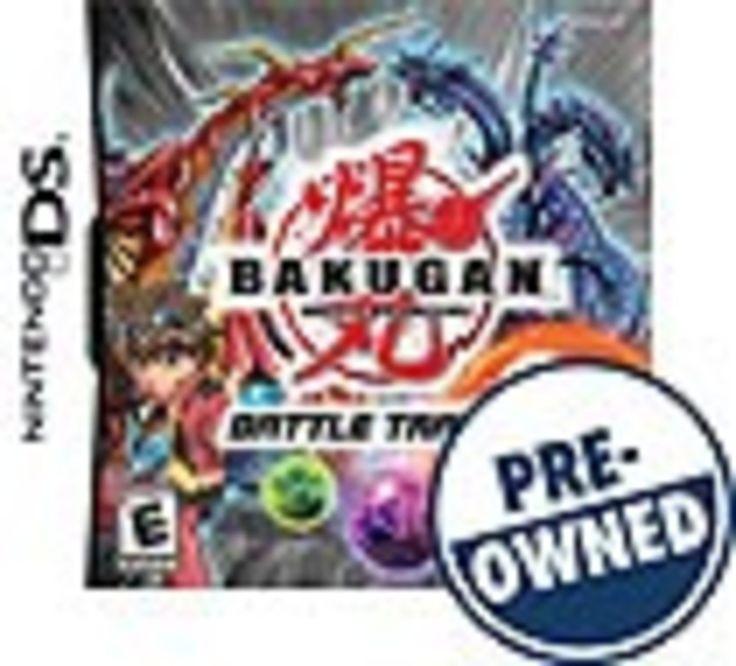 Bakugan Battle Brawlers: Battle Training — PRE-Owned - Nintendo DS, 047875761612