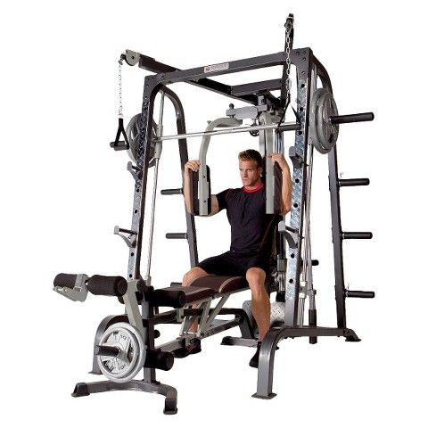 Marcy Cage Home Gym System (MD9010G)