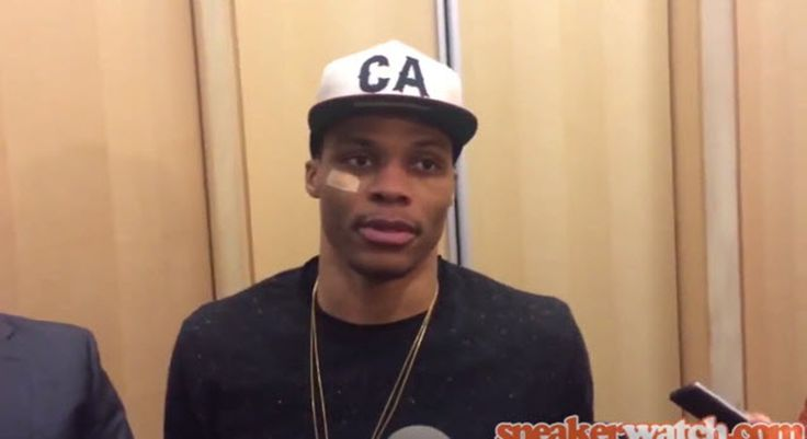 Russell Westbrook on Imposing His Will to Win [Video]- http://getmybuzzup.com/wp-content/uploads/2015/03/russell-westbrook-650x354.jpg- http://getmybuzzup.com/russell-westbrook-on-imposing/- Russell Westbrook on Imposing His Will Russell Westbrook once again had a huge night for the Thunder adding 36 points, 10 assists and 5 rebounds to his stats in a 122-118 victory over the surging Boston Celtics. In this exclusive, Westbrook talks about his team's victory and energy,