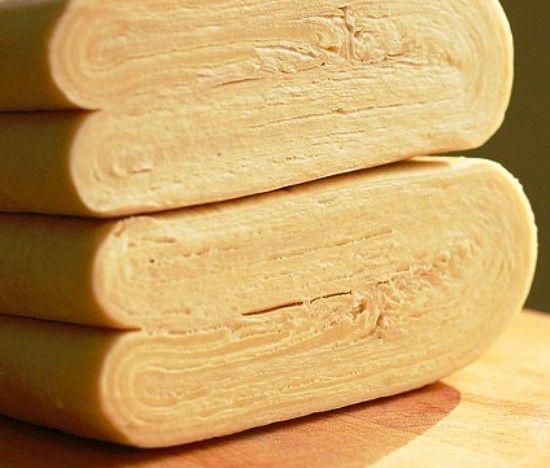 Домашнее слоеное тесто - Перчинка хозяюшка