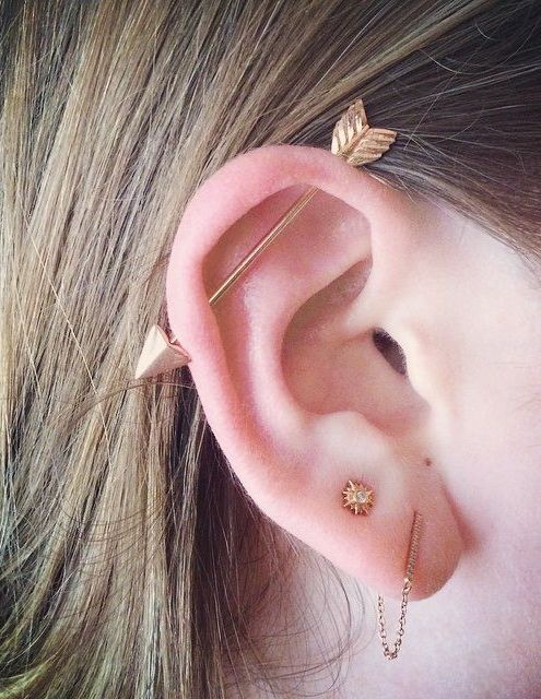 10 unique piercing ideas that every cool girl is trying