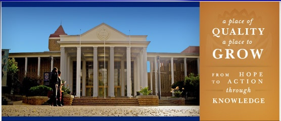 University of Western Cape has an international partnership with UMass Lowell