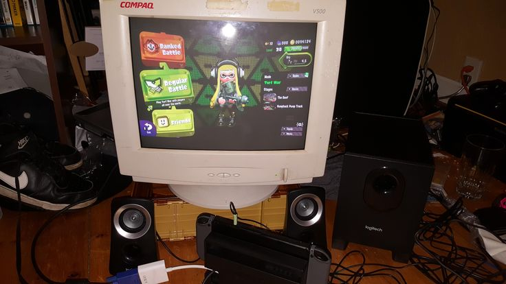 My gaming pc is in the background but this is the real deal. Amirite?