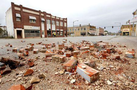 Oil Earthquakes and the Rush to Save Oklahoma