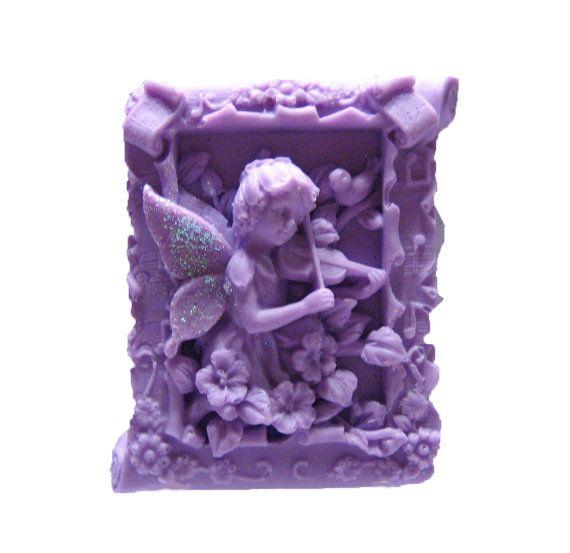 Fairy Soap   Decorative Gift Soap    Vegan by EnchantedBeehive, $5.25