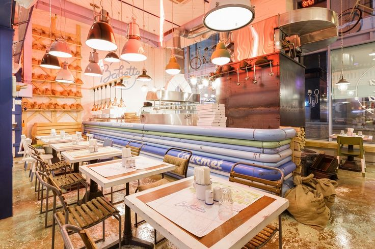 Babetta Cafe Moscow G-sign.ru