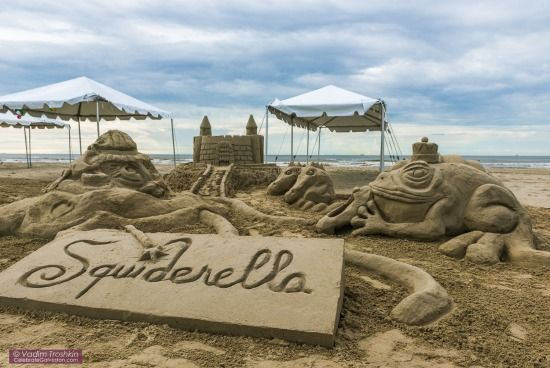 AIA SandCastle Competition 2015 2015,aia,beach,competition,galveston,sandcastle,