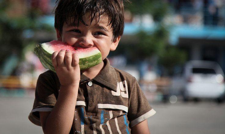 Nelangsa Petani Semangka Gaza  Mahalnya harga semangka di Gaza semakin tak terjangkau oleh konsumen. Foto: Ezz Zanoun/APA images  JALUR GAZA Rabu (Electronic Intifada): Ketika Ghassan Salem berpikir untuk menyenangkan anak-anaknya semangka adalah hal pertama yang terlintas dalam benaknya. Semangka besar nan manis dan berair merupakan penangkal sempurna untuk panasnya suhu musim panas di Gaza. Namun kekhawatiran terbesarnya ayah enam anak itu dan sebagian besar warga Palestina lainnya di Gaza…