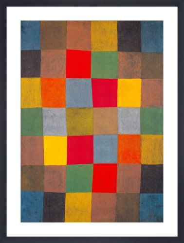 New Harmoney (Neue Harmonie), 1936 by Paul Klee from King & McGaw