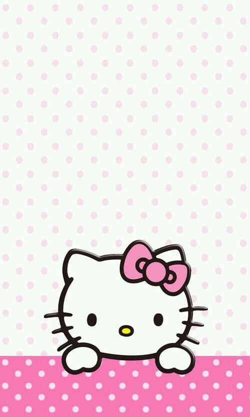 Image via We Heart It https://weheartit.com/entry/145180321/via/16749372 #cute #girly #hellokitty #pink #wallpaper