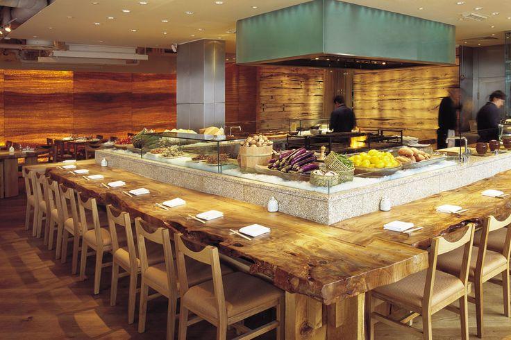 Sake den with a true taste of Japanese food...  Roka Charlotte Street Restaurant in London