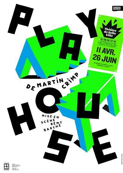 """TheatreDeBelleville sur Twitter : """"Bientôt, envoyez tout valser avec #PlayHouse de Crimp mis en scène par Rémy Barché. http://t.co/17tuCxFXFH #theatre http://t.co/AI1Y9rVzDu"""""""