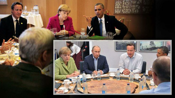2013 / 4Jun2014: As if #G8 wanted to play #Roulette;-D Only #Roulette missing,#Roulette-#table already there;-D Surely #G7/#G8 MayPlay #cards InsteadOf #Roulette;-D,that surely funnier than talking about #war,#EU,crazy #world etc http://www.bild.de/politik/ausland/wladimir-putin/g7-ohne-putin-huch-wer-fehlt-denn-auf-diesem-gipfel-foto-36260632.bild.html https://twitter.com/SmartSanta/status/474642091856130051