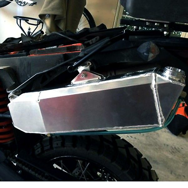 CJ Designs KTM 950 990 Adventure Liquid Storage Tank   KTMtwins.com