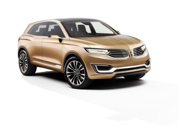 2014 Lincoln MKX Front 600x426 2014 Lincoln MKX Full Review, Features and Quality