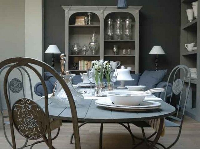 95 best cozy french style images on pinterest | french dining