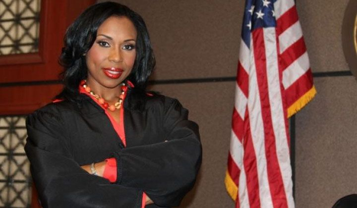 Judge Lauren Lake, known for her daytime courtroom series Paternity Court, might be showing up on one of your beloved daytime dramas.