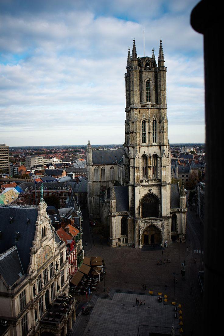 Ghent Belgium 2012