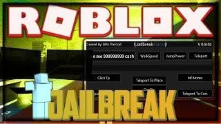 New Roblox Hackscript Jailbreak Money Inf Nitro More